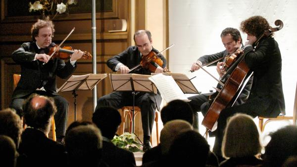 Guillaume Sutre with Chamber Music Quartet