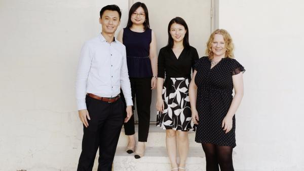 Tianjin Admissions Team